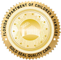 Florida Department of Children and Families Gold Seal of Excellence award