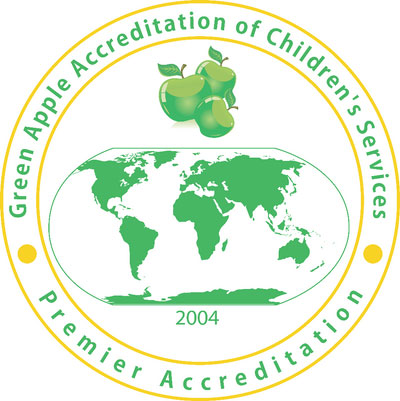 Green Apple Accredidation of Children's Services